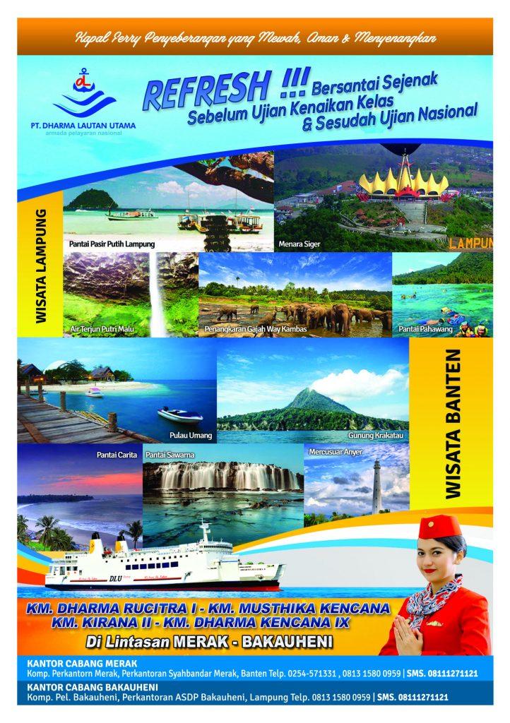 Wisata Lampung & Wisata Banten