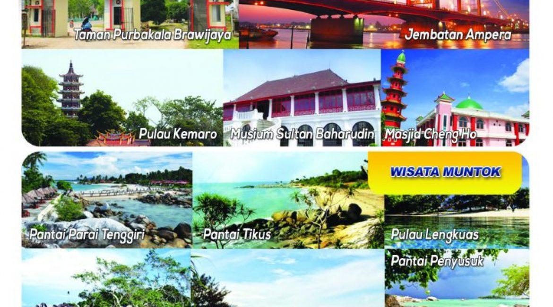 Wisata Palembang & Wisata Muntok