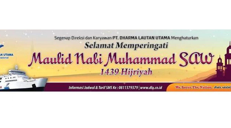 Tradisi Unik & Meriah Menyambut Maulid Nabi, sambut dan rayakan hari kelahiran Nabi Muhammad SAW bersama PT. Dharma Lautan Utama
