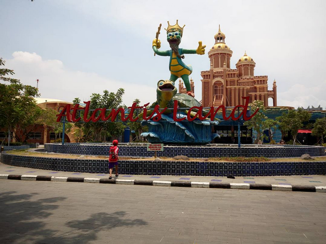 Atlantis Land Ken Park, Destinasi Wisata Terbaru Di Surabaya Untuk Para Traveling Mania. Bersama PT. Dharma Lautan Utama