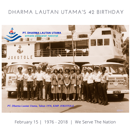 Peringatan Serentak HUT Dharma Lautan Utama ke – 42 Tahun