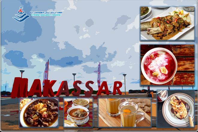 Makassar Surga Kuliner Di Sulawesi Selatan