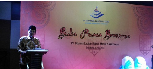 PT Dharma Lautan Utama Siapkan Waktu Dua Bulan Hadapi Lebaran