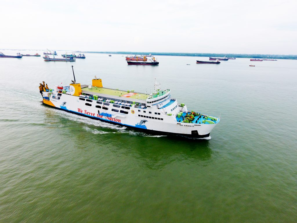 Dharma Lautan Utama Buka Rute Makassar-Maumere
