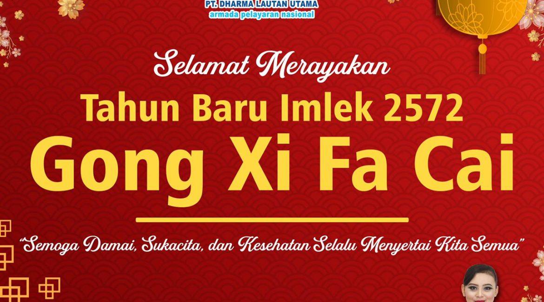 Sambut Chinese New Year Holiday 2021 & Tetap Melaksanakan Protokol Covid 19 Bersama PT. Dharma Lautan Utama