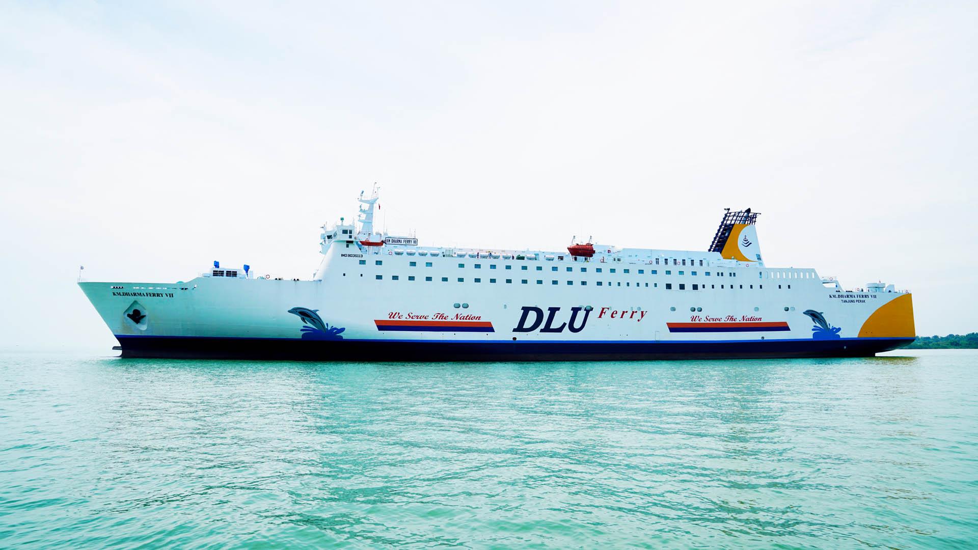 KM. Dharma Ferry 7